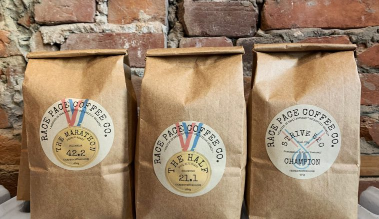 Bag of coffeee