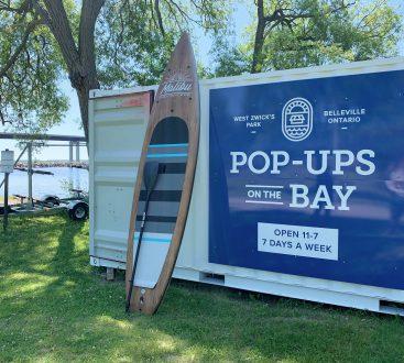 Pop Ups on the Bay